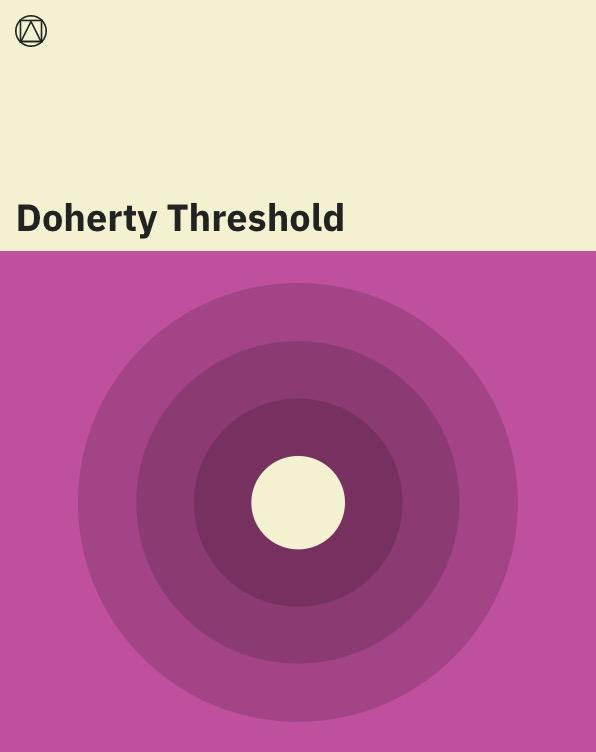 Doherty Threshold