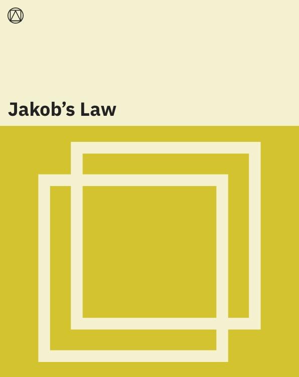 Jakob's Law